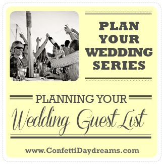 tips plan your wedding like