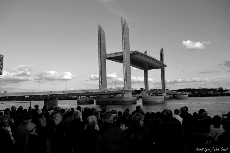 Inauguration du pont chaban delmas inauguration du pont chaban delm - Pont chaban delmas inauguration ...