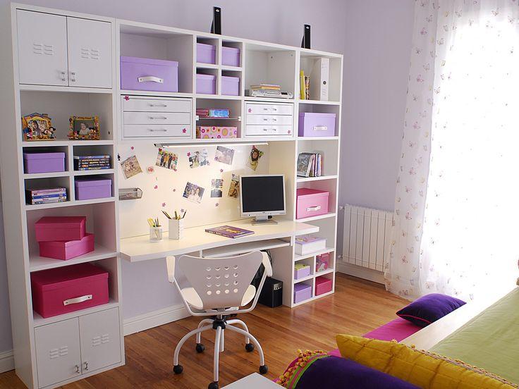 Escritorios juveniles cute desk desk areas and desks for Escritorios juveniles
