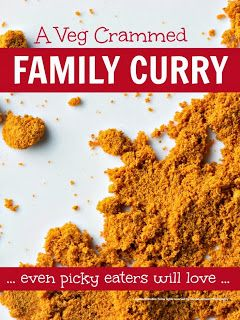 Mums make lists ...: Vegetable Curry #recipe #curry