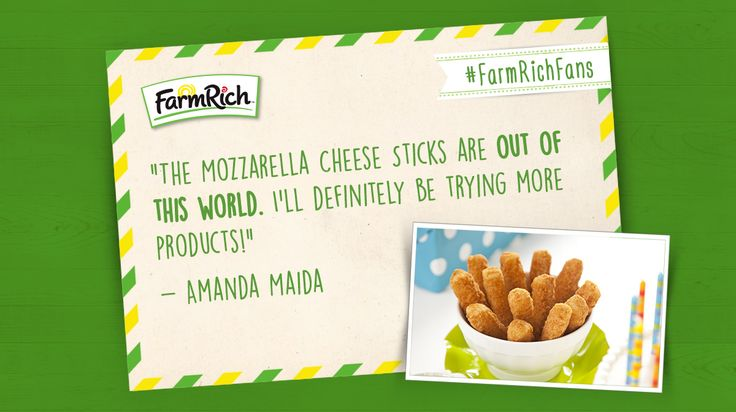 Out. Of. This. World. #FarmRichFans