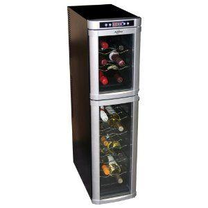 wine fridge: