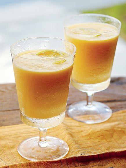 ... Recipe Ideas by Curtis Stone : Mango Pineapple Smoothie People.com