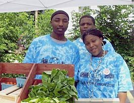Growing Food for Others