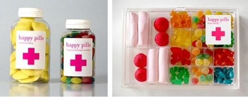 Happy pills!