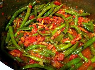 Pioneer Woman's Spanish Green Beans | Yummy in my tummy | Pinterest
