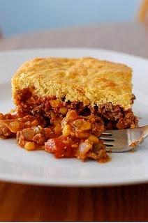 Cheesy BBQ Casserole | Dinner | Pinterest