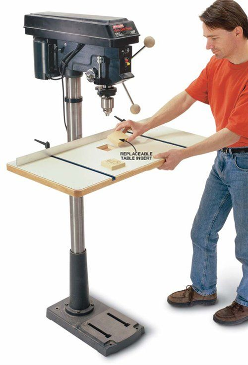 Useful Drill Press Table And Fence Plans  The Woodwork. Flat Drawer Slides. How To Make A Desk Out Of Kitchen Cabinets. Desk Cell Phone Holder Funny. Desk Storage Drawers. Bendy Desk Lamp. Copper Console Table. Lg Washer Drawer Pedestals. Portable Steam Table