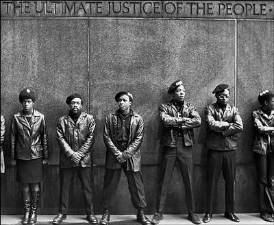 an introduction to the black panther party for self defense The new black panther party, a black power movement, will carry firearms for self-defense during rallies in cleveland ahead of next week's republican convention, if allowed under ohio law, the.