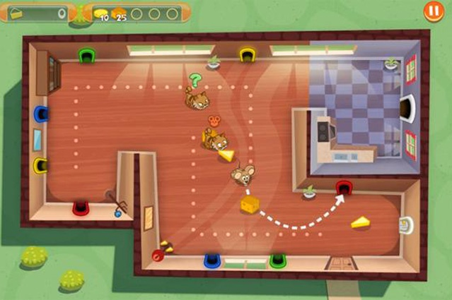 best puzzle games for android 2012