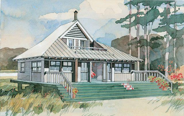 Coastal Living Beach Bungalow Dream Home Pinterest