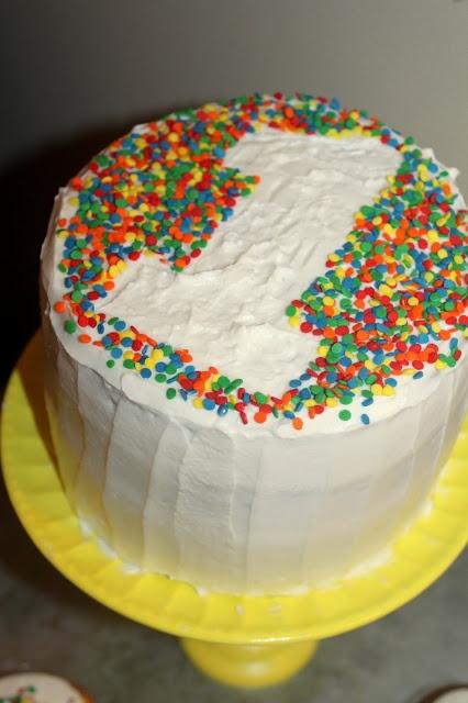 Birthday Cake Ideas One Year Old : Best One year old birthday cake ever Party Ideas Pinterest