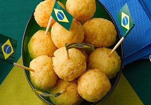Menu verde e amarelo: petiscos superfáceis para você curtir a Copa das Confederações