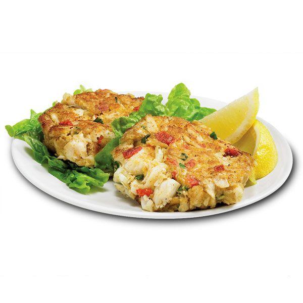 Jumbo Lump Crab Cakes | Celebrate Seafood | Pinterest