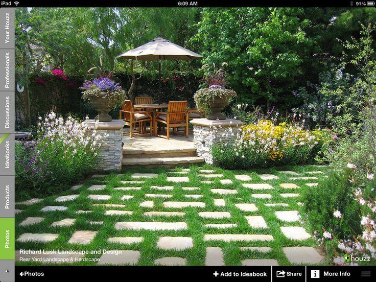 Perfect Backyard Garden : The perfect backyard retreat!  My Secret Garden  Pinterest
