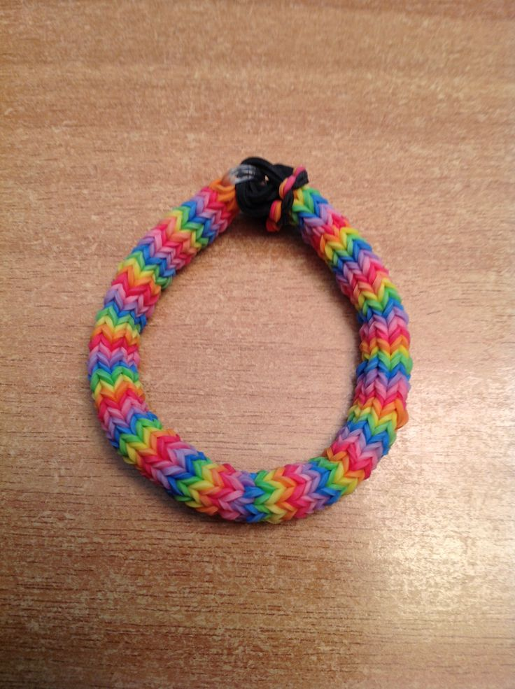 rainbow loom hexafish bracelet rainbow loom creations