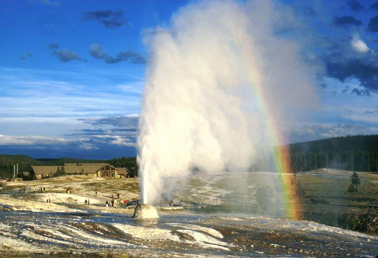 Yellowstone Chichén Itzá sitio turisticos america