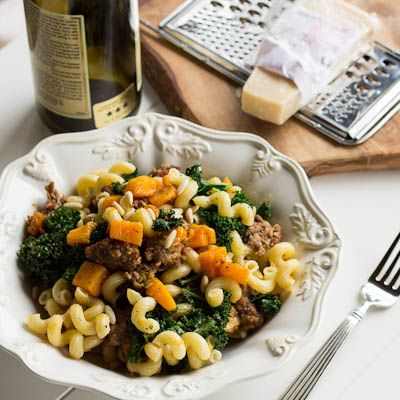 Spaghetti Squash With Sausage, Kale, And Sun-dried Tomatoes Recipes ...