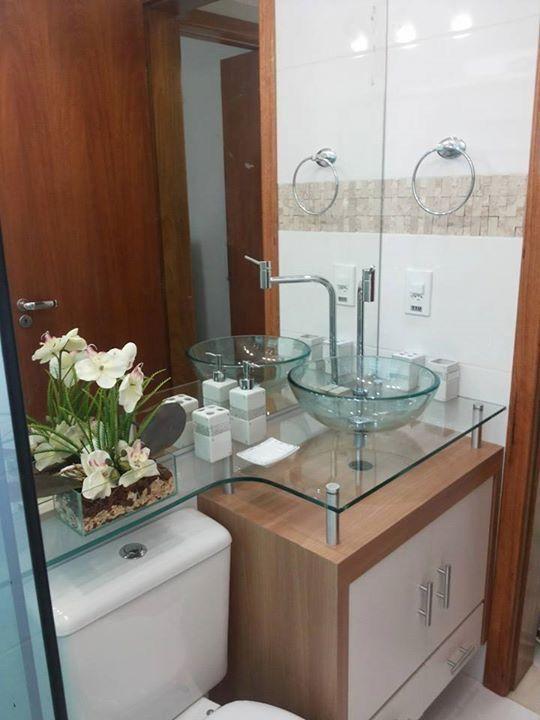 Mais de 1000 ideias sobre Pia Para Banheiro Pequeno no Pinterest  Pias Para  # Pia Banheiro Apartamento