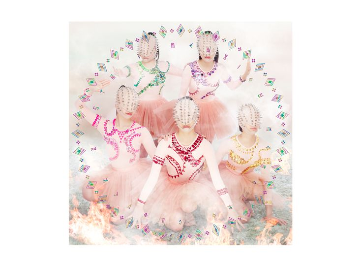 ... 2ndフルアルバム / Momoiro Clover Z 2nd Album「5TH DIMENSION
