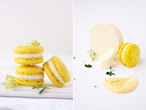 Cannelle et Vanille: Meyer Lemon Macarons