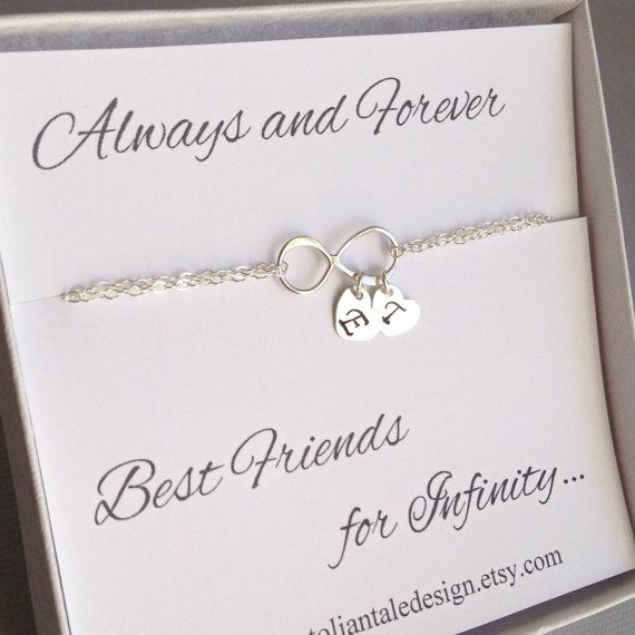 Best Friend Gift Friendship Bracelet by anatoliantaledesign, $34.00