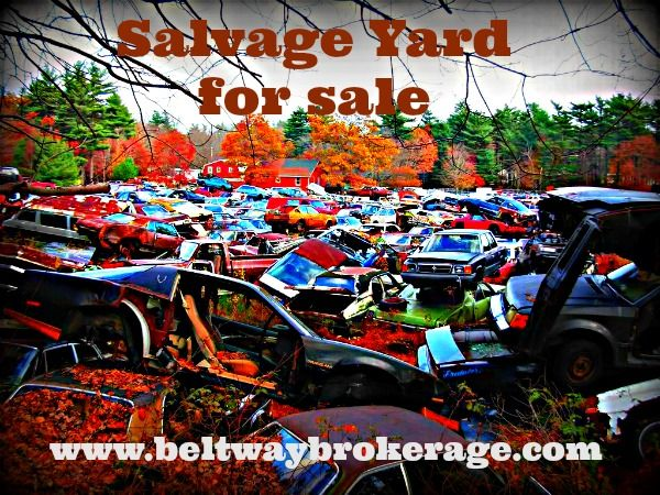 How to Start an Auto Salvage Yard