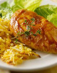 Barbecue Chicken Casserole | Recipes | Pinterest