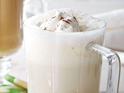 Eggnog Steamer | ~ Drinks recipes ~ | Pinterest