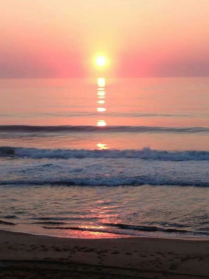 north carolina beaches paradise sunset secluded beaches