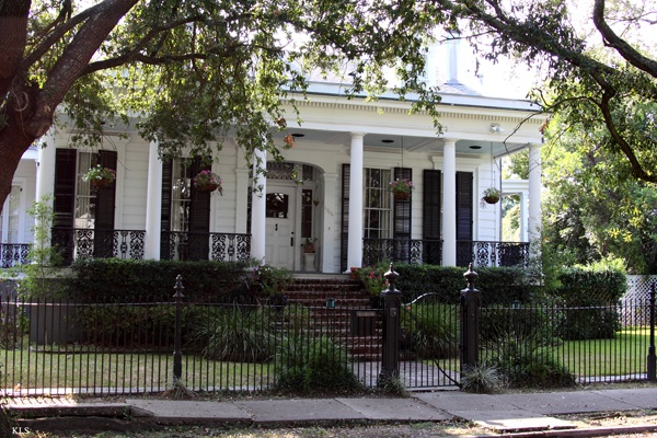 Garden District New Orleans Homes Of The South Pinterest