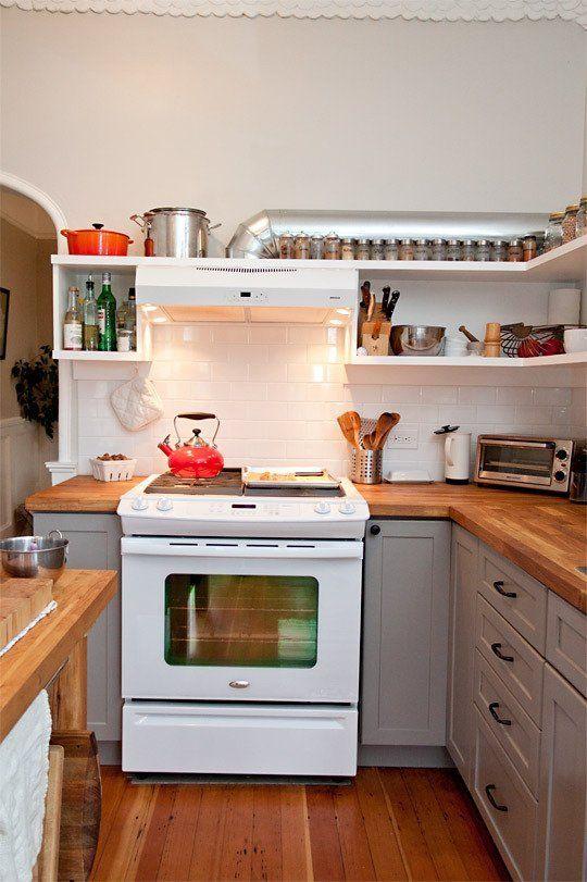 Jenny & Asmund's $4000 Renovated Kitchen & Garden ? Kitchen Tour