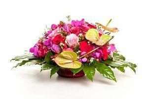 flower arrangements dubai