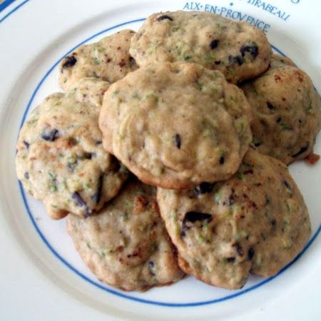 Zucchini Cookies | Healthy Food | Pinterest