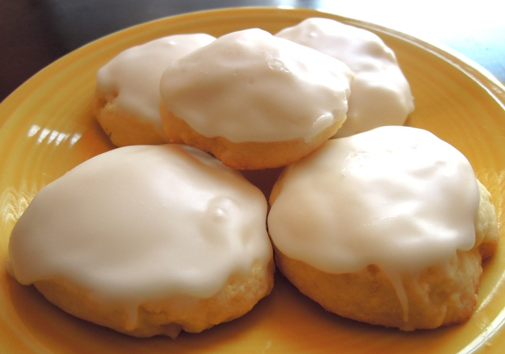 Lemon Sugar Cookies with Lemon Glaze | Monster Cookies | Pinterest