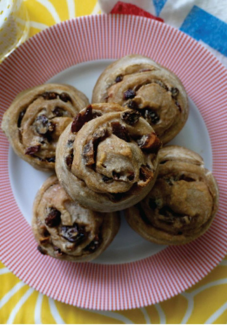 Cinnamon Pizza Buns Recipe — Dishmaps