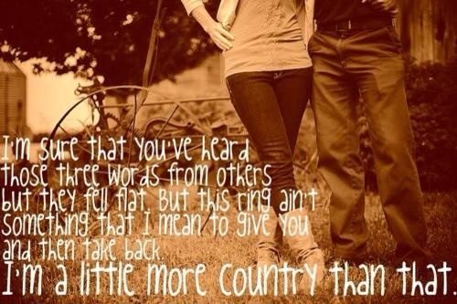 Easton Corbin - Im a little more country then that *with ...