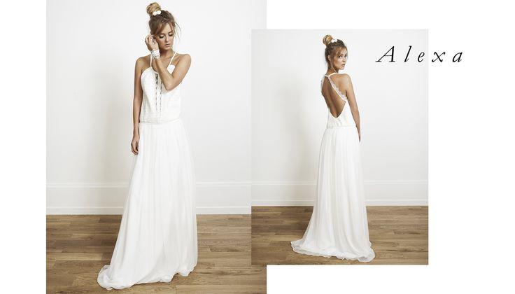 Rime Arodaky 2014 Alexa  robes de mariée  Pinterest