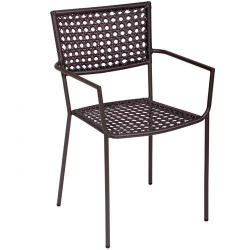 outdoor restaurant arm chair these durable outdoor restaurant chairs