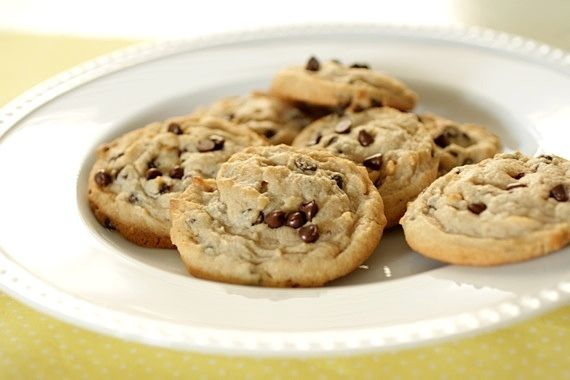The BEST Peanut Butter Chocolate Chip Cookies I've tasted!
