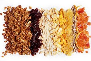 Basic Healthy Granola — Recipe from Martha Stewart