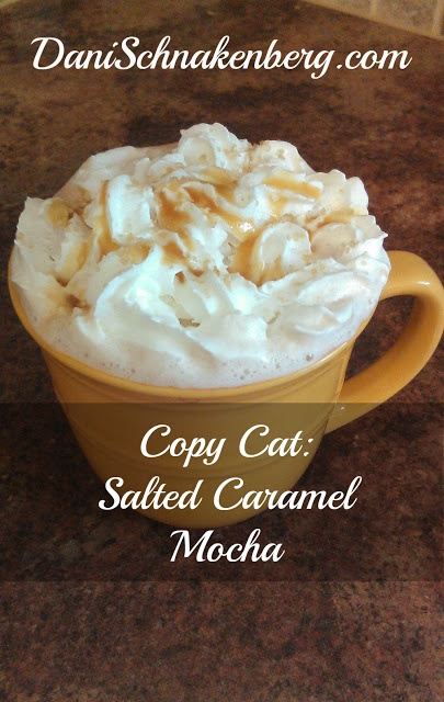 Copy Cat: Salted Caramel Mocha | Cooking - Smoothies/drinks | Pintere ...