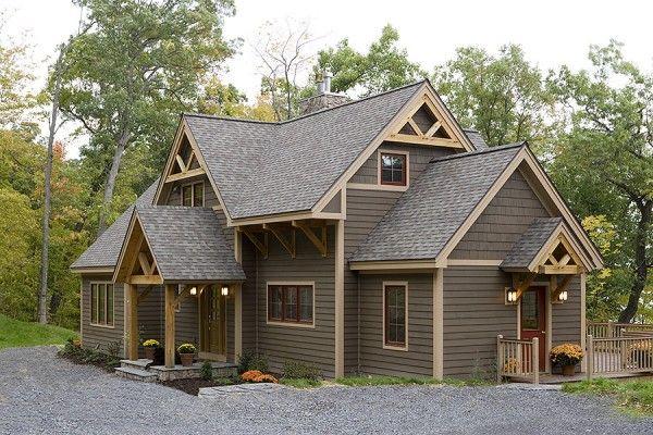 Rustic exterior paint colors joy studio design gallery for Log cabin interior paint colors