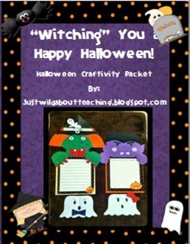 Halloween   {Craftivity}