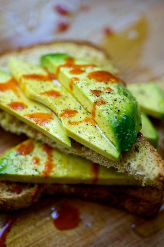 avocado toast = best breakfast | Cookery | Pinterest