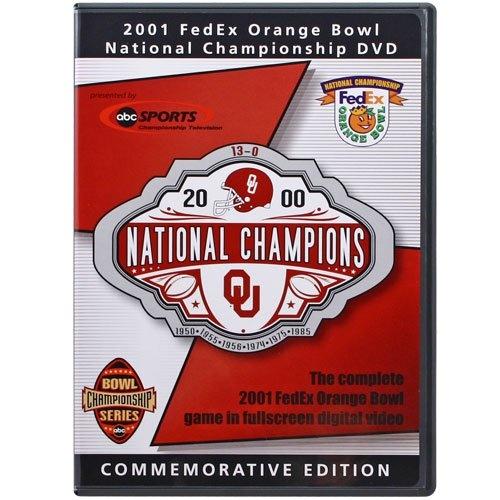 2001 BCS National Championship Game