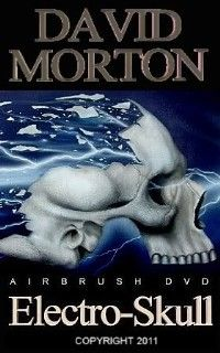 AIRBRUSH REALISM SKULLS DVD David Morton-airbrush ...