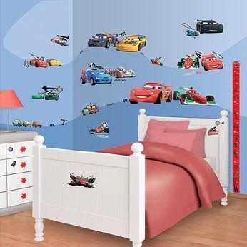 hope mine disney pixar cars room decor tiny space