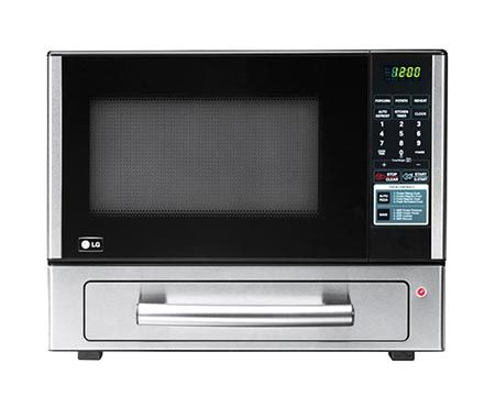 Lg Countertop Microwave Reviews : LG Countertop Microwave With Oven Review & Giveaway