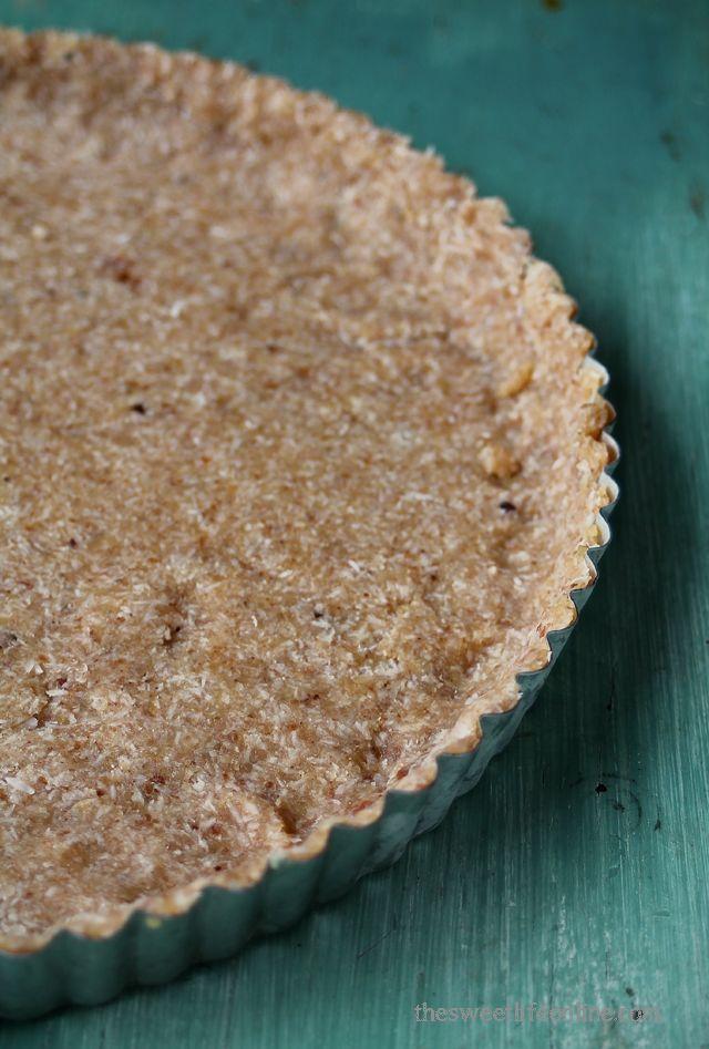 walnut tart | yummi | Pinterest